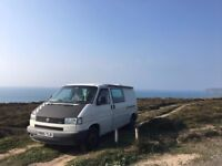 VW T4 - long wheel base transporter camper van for sale in Cornwall