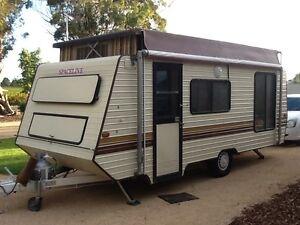 1990 Spaceline 16 ft Pop Top Caravan Loxton Loxton Waikerie Preview