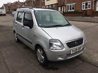 2001 SUZUKI WAGON R 1.3 MOT OCTOBER £230 CHEAP LITTLE RUN AROUND! CALL ME ONLY!