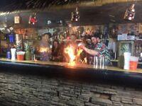 Bar Staff/ Cocktail Bartender