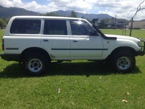 Toyota Landcruiser GL Diesel 80 Series 6 Seat Wagon 1993 Bayview Heights Cairns City Preview