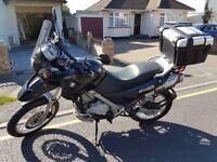 BMW Adventure/Sport Tourer. Brand new MOT. Great bike.