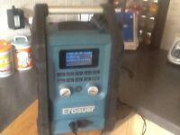 Erbauer Bluetooth dab/FM radio