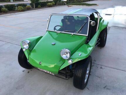* 1963 Volkswagen Beetle Manx Beach Buggy 1600 Twin Port Engine Aspley Brisbane North East Preview