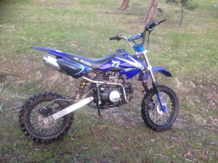 125cc pitbike $200 negotiable  Rowville Knox Area Preview