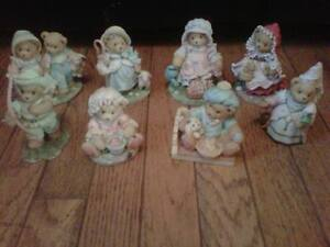 Cherished Teddies : The Nursery Theme Collection (No Boxes)