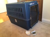 Travel Dog Crate Cage (high quality)- Airline Approved