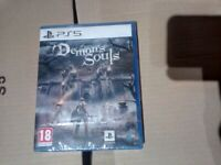 Demon Souls PS5 NEW SEALED playstation 5 game