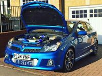 Vauxhall astra vxr 2.0 T 2008 282bhp stage 2