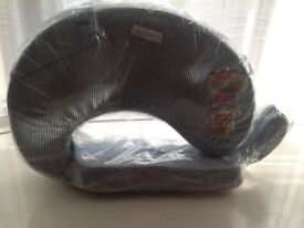 Nursing support pillow for breast or bottle feeding used for a short period only very clean £30
