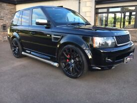 Range Rover Sport 2005 - 4.2 Supercharged
