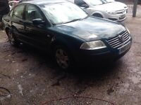 VW PASSAT TDI Car Parts for sale any part avilable All parts available at reasonable prices