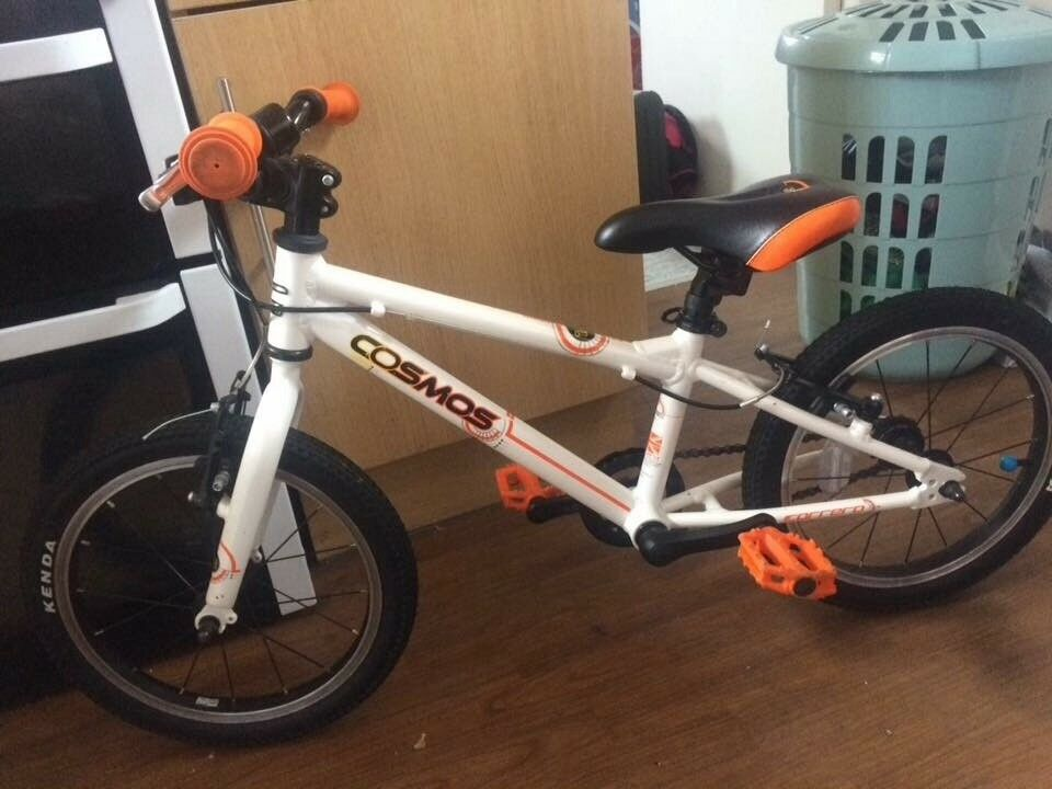 "Lovely little 16"" carrera bike"