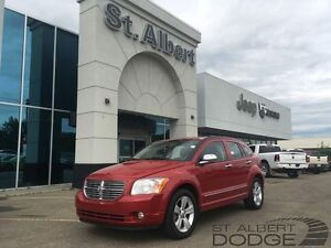2011 Dodge Caliber SXT W/HEATED SEATS, BUILT-IN COOLER & MORE!