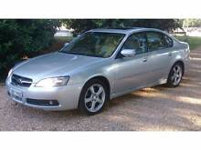 2004 Subaru Liberty Sedan Waikerie Loxton Waikerie Preview