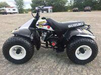 Suzuki LT 50 quad / PRIME example / (2 stroke quad 50cc not 110 160 crf honda pw50 yamaha ext)