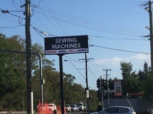 Sewing Machine Service and repairs Boondall Brisbane North East Preview