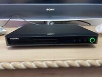 Toshiba dvd player Copley Mill LOW COST MOVES 2nd Hand Furniture STALYBRIDGE SK15 3DN