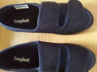 LADIES NEW BOXED SLIPPERS BY COSYFEET MOTHERS DAY