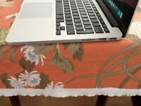 MACBOOK PRO13 inch i5 PROFESSIONAL ,SUPPER FAST MACHINE EXCELLENT WORKING CONDITION 750 H.H.D