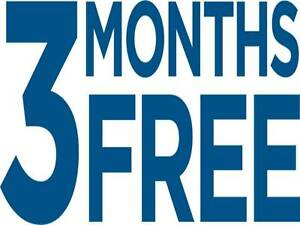 3 Months Free! Small Economy Office or Large Executive Office?