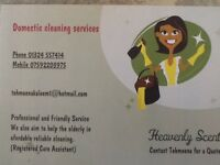 Heavenly Scent Domestic Cleaning Services