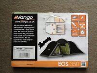 VANGO EOS 350 2/3 PERSON TENT