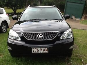 2003 Lexus RX330 Wagon Redlynch Cairns City Preview