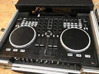 VMS-5 ADJ American Audio Virtual DJ USB Mixer Asio