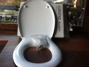 Caroma Avalon Toilet seat - new / unused Bondi Eastern Suburbs Preview