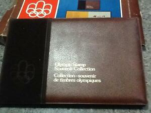 1976 Olympic Stamp Collection Vol 2 West Island Greater Montréal image 1