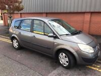 Renault grande scenic needs new key card and window regualizer but works perfect