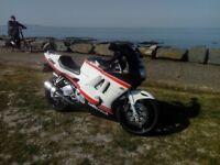 Honda CBR600F3 Steelie