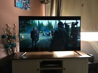 "Panasonic 55"" 4K 3D TV With Freeview/USB"