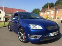 Ford Focus ST2 In Blue 2006 (56 Plate), 114k With Service History!! Not focus rs, vxr, civic type r
