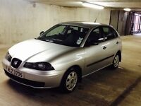 *MINT 2003 SEAT IBIZA 1.4 S* LOW MILES * ( NOT CLIO CORSA POLO MICRA FIESTA KA MEGANE GOLF FOCUS)
