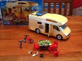 Playmobil Camper Van