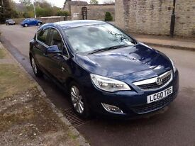 Vauxhall Astra 1.6 Se Auto