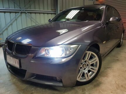 08 BMW 325I-M SPORT- EVERY FACTORY OPTION! RARE! MINT! BARGAIN!
