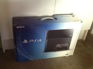 Ps4 BOX ONLY Wavell Heights Brisbane North East Preview