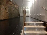 A Salon, a beauty shop and a studio space to let