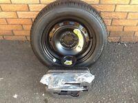 Space saver wheel 175/65/14