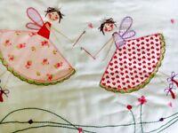 Pretty Toddler bed linen set