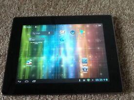 Tablet model PMP5880D