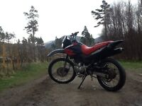HONDA XR 125 Dirt bike/ off road bike