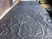 Pond liners (2) for sale