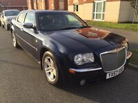 2007 Chrysler 300c 3.0 CRD Automatic Blue