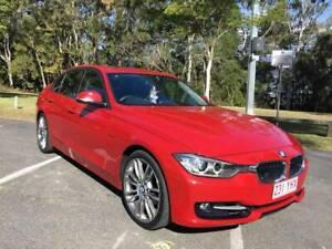 2013 BMW 320I Luxury Sedan Auto RWC REGO Logbook Good condition