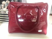 Large Red Handbag