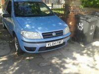Fiat PUNTO 1.2 petrol cheep car 1 keep reg drives like new very cheep